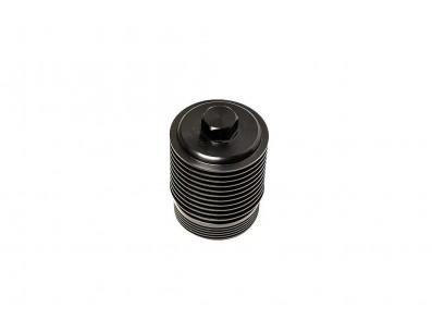 Cache filtre à huile Aluminium CTS TURBO pour boîte de vitesse DSG 02E (golf4, 5, 6, audi a3, s3, seat leon)