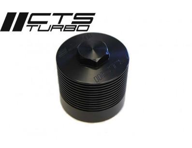Couvre filtre à huile Aluminium CTS TURBO pour Audi S4 S5 Q5 SQ5 3.0 TFSI