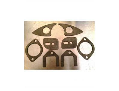 Kit 8 tôles de renfort de châssis CYL6 pour BMW Série 3 E36 Compact