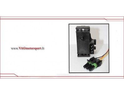 Capteur pression MAP sensor GM 0-4 bars + prise