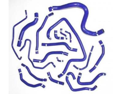 Kit durites refroidissement d'eau silicone FORGE Motorsport pour Seat Ibiza MK5 1.2 TSi Jusque 2014