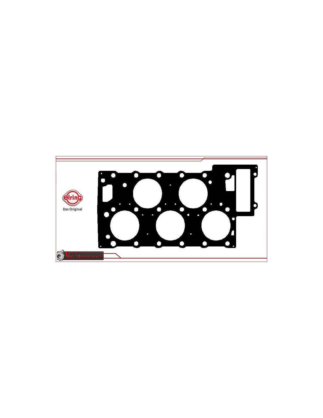 joint de culasse elring agz vr5 v5 golf4 toledo passat bora. Black Bedroom Furniture Sets. Home Design Ideas