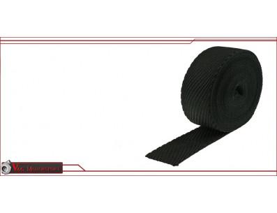 bande thermique noir COOL IT pour collecteur echappement descente turbo