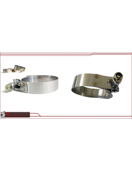 Gros Collier clamp durite suralimentation 76mm