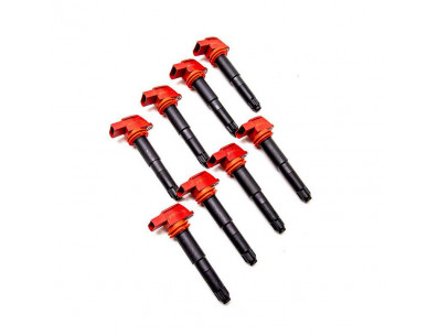 Pack de 8 Bobines d'Allumage Renforcées HP Ignition pour Porsche Cayenne V8 4.8L de 2008 à 2013