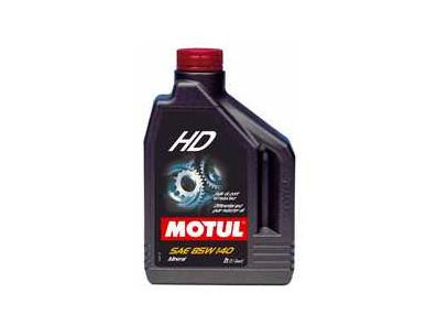 Huile de Boîte de vitesses et Pont Motul HD 85w140 (bidon de 2L) VOLVO API GL-4 GL-5 MIL-L-2105D