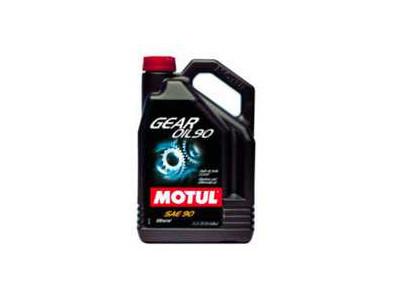 Huile de Boîte de vitesses et Pont Motul Gear Oil SAE 90 (bidon de 5L)