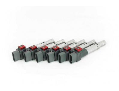 Pack de 6 Bobines d'Allumage Renforcées IGNITION PROJECTS pour Porsche Cayenne 955 3.2 V6 24V