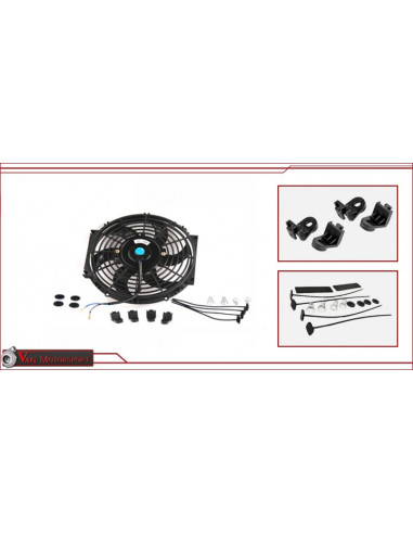 Ventilateur type Spal 350mm - 2250 m3/H
