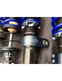 Kit Combinés filetés 2 voies VW RacingLine avec Platines supérieur réglables pour AUDI S3 8V 2.0 TFSI MQB