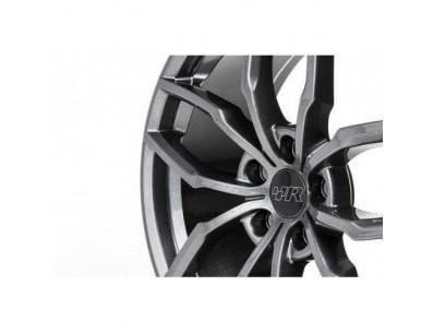 Pack de 4 Jantes VW RacingLine R360 Gunmetal Grey en 19x8.5 ET44 5x112