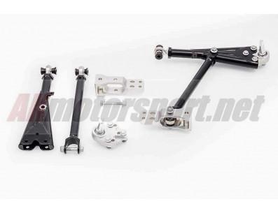 Kit Tirants de suspensions avant et triangles Réglables Uniball AKMotorsport Pour Audi A3 8P