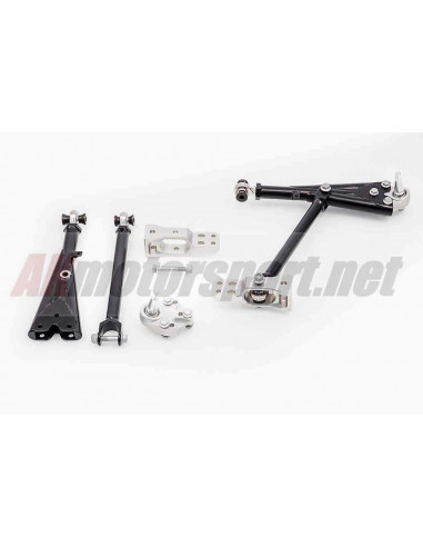 Kit Tirants de suspensions avant et triangles Réglables Uniball AKMotorsport Pour Audi TT TTS 8J
