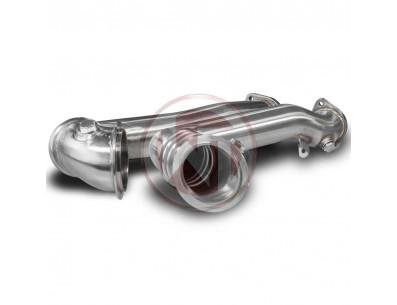 Descente de Turbo Downpipe WAGNER TUNING avec catalyseur 200 Cellules pour BMW 435i(x) F32 F33 avant 06/2013