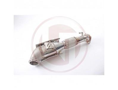 Descente de Turbo Downpipe WAGNER TUNING avec catalyseur 200 cellules pour Ford Focus ST MK3