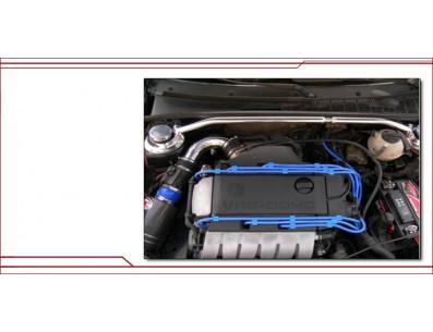 Jeu de fils d'allumage 10mm pour VOLKSWAGEN Golf III 2.8 2.9 VR6