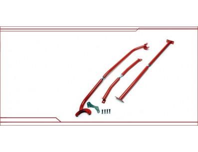 Kit Barre anti rapprochement SEAT Leon 1M TA TECHNIX