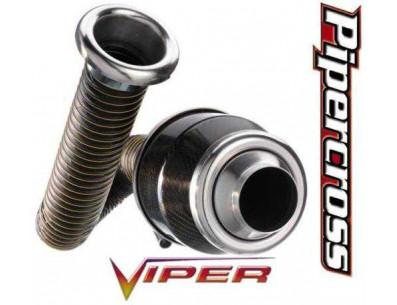 Kit Admission Dynamique VIPER carbone Pipercross VFC141 pour VOLKSWAGEN Golf Mk4 1.8L 20V GTi à partir du 08/1997