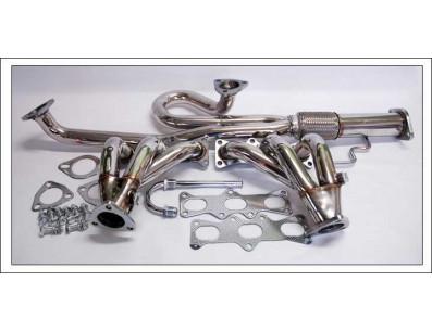 Collecteur échappement inox Mazda MX6 2.5L V6 93-97