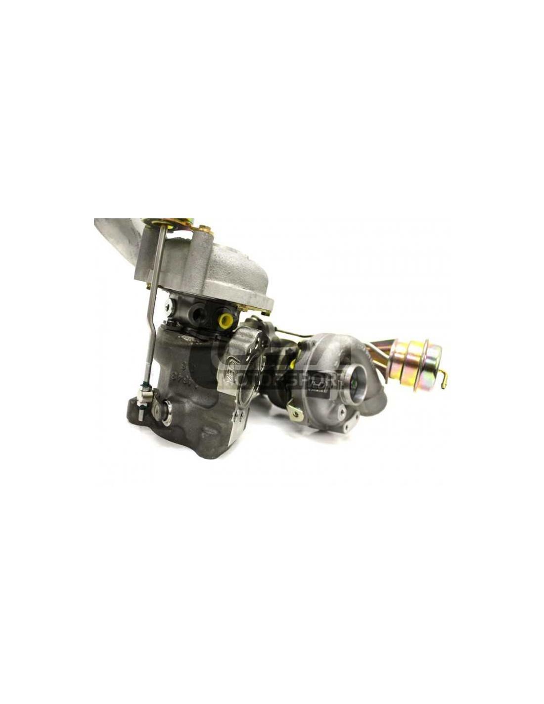 Twin Turbo Kit For Audi Rs4: Kit Turbos LOBA LO750 Audi RS4 B5 2.7L Biturbo 380cv