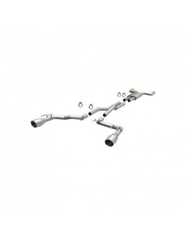 CATBACK MAGNAFLOW pour CHEVROLET Camaro 6.2 V8 (09-16)