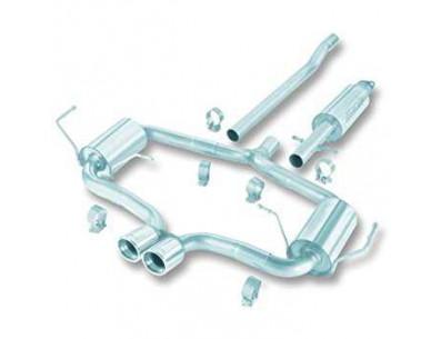 CATBACK MAGNAFLOW DEMI-LIGNE INOX MINI COOPER S 1.6 Turbo R50 R53 (04-06)
