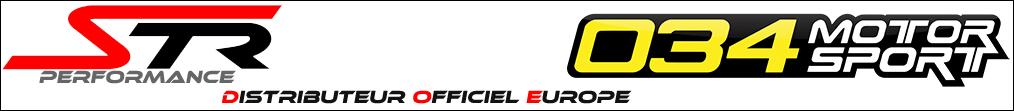 Revendeur 034 Motorsport Pièces haute performance - Achat/Vente au meilleur prix ! 1 - Livraison DOM-TOM Europe Monde chez STR Performance