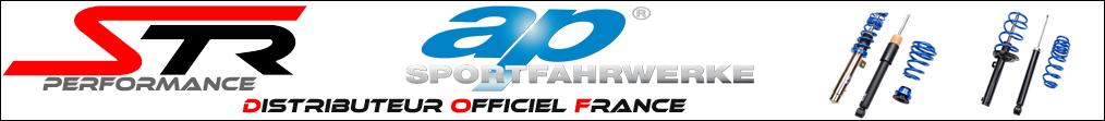 Combinés Filetés Ressort Court Amortisseur Sport AP SPORT- Achat/Vente au meilleur prix ! 1 - Livraison DOM-TOM Europe Monde chez STR Performance