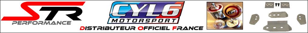 Distributeur officiel FRANCE CYL6 Motorsport pièces haute performance BMW