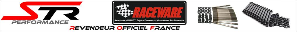 Vis de culasse et bielle renforcé Raceware - Achat/Vente au meilleur prix ! 1 - Livraison DOM-TOM Europe Monde Numéro 1 !!!